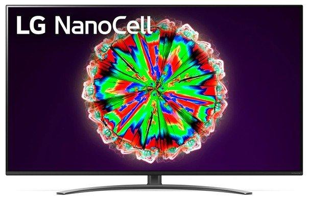 "Tv 55"" Nanocell LG 4k - Ultra Hd Smart - 55nano81"