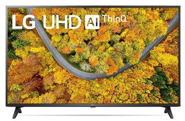 """Tv 65"""" Led LG 4k - Ultra Hd Smart - 65up7550"""